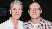 Grammy-winning record producer David Caddick and Cinderella's director Mark Brokaw oversee the proceedings of the day.