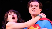 Jenny Powers and Edward Watts in It's a Bird...It's a Plane...It's Superman