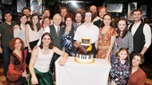 Happy first birthday, Once! If you haven't seen this Tony-winning musical yet, hurry over to the Jacobs Theatre to fall in love with the one and only Once.