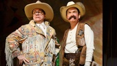 Nathan Lane as Chauncey Miles and Lewis J. Stadlen as Efram in The Nance.