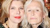 Kinky Boots Opening- Christine Baranski- Glenn Close