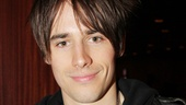 Spider-Man star Reeve Carney cant get enough of Kinky Boots. He already visited the show earlier in the week!