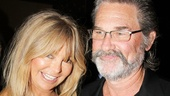 Marty Richards- Goldie Hawn- Kurt Russell