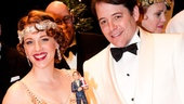 Cheers to a year of Nice Work! Check out Jessie Mueller and Matthew Broderick in the toe-tapping musical, now playing at the Imperial Theatre.