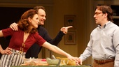 Show Photos - The Assembled Parties - Jessica Hecht - Jonathan Walker - Jeremy Shamos