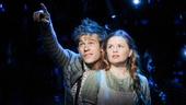 Show Photos - Peter and the Starcatcher - Jason Ralph - Nicole Lowrance