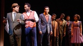 Show Photos - Motown the Musical - Michael Arnold - Brandon Victor Dixon - Charl Brown - Cast