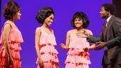 Show Photos - Motown the Musical - Sydney Morton - Valisia LeKae - Ariana DeBose - Brandon Victor Dixon