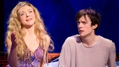 Grégory Arsenal, Rachel Bay Jones as Catherine and Matthew James Thomas as Pippin in Pippin.