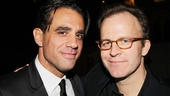 Bobby Cannavale takes a moment to catch up with Thomas McCarthy, who directed Cannavale (and Richard Kind) in the BAFTA-winning film The Station Agent.