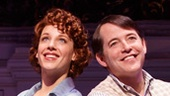 Jessie Mueller as Billie Bendix & Matthew Broderick as Jimmy Winter in Nice Work If You Can Get It.