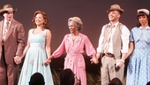 Bravo! Bountiful stars Tom Wopat, Vanessa Williams, Cicely Tyson, Cuba Gooding Jr. and Condola Rashad take a company bow.