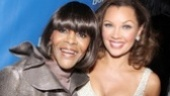 Cicely Tyson and Vanessa Williams play a feuding mother and daughter-in-law in The Trip to Bountiful, but offstage, they couldn't be closer.