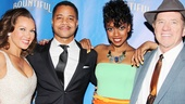 What a Bountiful bunch! Vanessa Williams, Cuba Gooding Jr., Condola Rashad and Tam Wopat are looking fabulous on their big opening night.