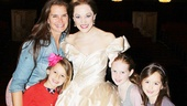 Brooke Shields at Cinderella – Brooke Shields – Laura Osnes – Grier Henchy
