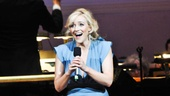 "The Last Five Years star Betsy Wolfe also performs a Funny Girlsong, ""The Music That Makes Me Dance."""