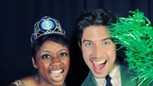 2013 BACA Photo Booth – Montego Glover – Nick Adams