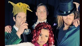 2013 BACA Photo Booth – Nick Adams – Shalita Grant – Billy Magnussen – Tim Minchin