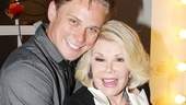 Joan Rivers and Tab Hunter at Vanya – Joan Rivers – Billy Magnussen