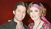 They're the best of frenemies on Glee, but in real life, Matthew Morrison is thrilled to welcome Jane Lynch to Broadway.
