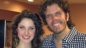 Photo Op - Flashdance - tour - Jillian Mueller - Perez Hilton