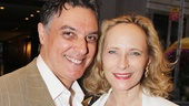 On his night off from Spider-Man, Robert Cuccioli and longtime love Laila Robins caught up with Chicago.