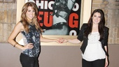 <i>American Idol</i> Finalists Kree Harrison & Angie Miller Enjoy a Night at <i>Chicago</i>