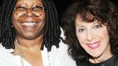 Pippin – Whoopi Backstage Visit – Whoopi Goldberg – Andrea Martin
