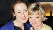 Jack O'Brien book party – Jennifer Ehle – Martha Plimpton