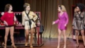 Show Photos - Flashdance - tour - Kelly Felthous - DeQuina Moore - Katie Webber - Jillian Mueller