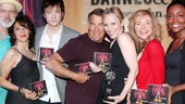 Stephen Schwartz and the Pippin players show off the new album (and their new Tony Award)! Pick up one of your own in stores now.
