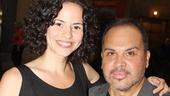 'First Date' Opening — Mandy Gonzalez — Eliseo Roman
