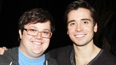 The Book of Mormon 1,000 performances – Matt Doyle – Cody Jamison Strand