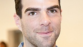 Star Trek favorite Zachary Quinto is making his Broadway debut as Tom in Tennessee Williams' haunting drama.