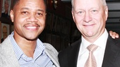 The Trip to Bountiful – Cuba Portrait at Sardi's – Cuba Gooding Jr. – Max Klimavicius