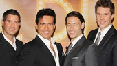 Il Divo: A Musical Affair – Meet and Greet – Sebastien Izambard – Carlos Marin – Urs Buhler – David Miller