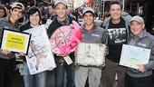 Flea Market 2013 – Jacob Guzman – Andy Richardson – Iain Young – David Guzman – Stuart Marland – Stuart Zagnit