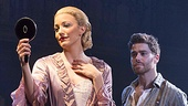 Show Photos - Evita - tour - Caroline Bowman - Josh Young