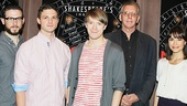 Macbeth – Meet and Greet – John Patrick Doherty – Tyler Lansing Weaks - Patrick Vaill - Christopher McHale - Stephanie Fieger