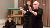Macbeth – Rehearsal Photos – John Glover – Byron Jennings – Jack O'Brien