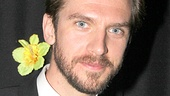 Downton Abbey hunk (and Broadway alum) Dan Stevens strikes a pose with the Big Fish signature flower, daffodils.