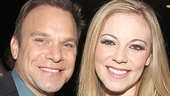 Big Fish – Opening Night – Norbert Leo Butz – Kirsten Scott