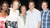 Big Fish – Kristin Chenoweth Visit – Krystal Joy Brown – Kate Baldwin – Kristin Chenoweth – Norbert Leo Butz – Bobby Steggert