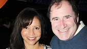 Gloria Reuben and Richard Kind are proud supporters of Our Time.