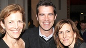Fun Home Opening Night – Barbara Whitman – Mike Isaacson – Kristin Caskey