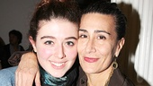 Fun Home Opening Night – Jeanine Tesori – Siena Rafter