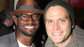 Fun Home Opening Night – Taye Diggs – Steven Pasquale