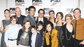Fun Home Opening Night – group