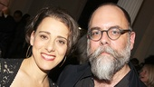 Fun Home Opening Night – Judy Kuhn – David Zinn