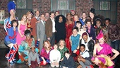 Diana Ross at Kinky Boots – Group